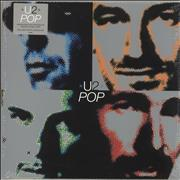 Click here for more info about 'U2 - Pop - 180gram Vinyl - Sealed'