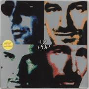 Click here for more info about 'U2 - Pop - EX'