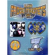 U2 Pop Fridge Magnets UK memorabilia