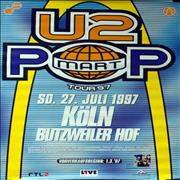 Click here for more info about 'U2 - Pop Mart Tour '97 - Koln'