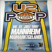 Click here for more info about 'Pop Mart Tour '97 - Mannheim'