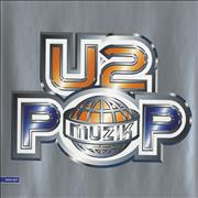 Click here for more info about 'U2 - Pop Muzik'