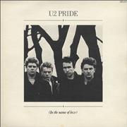 Click here for more info about 'U2 - Pride - Double Pack'