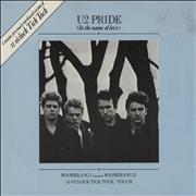 Click here for more info about 'Pride (In The Name Of Love) - EX'