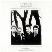 Click here for more info about 'U2 - Pride'