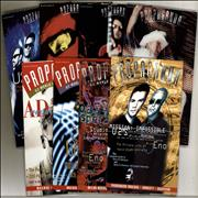 Click here for more info about 'U2 - Propaganda Magazine - 16 issues'