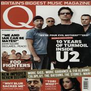 Click here for more info about 'U2 - Q - November 2002'