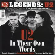 U2 Q Legends UK magazine