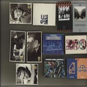 Click here for more info about 'U2 - Quantity of Ten Postcards'