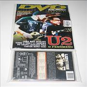 Click here for more info about 'Rattle And Hum + DVD Music Especial Magazine'