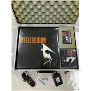 U2 Rattle And Hum - Flight Case UK memorabilia Promo