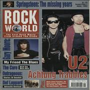 Click here for more info about 'U2 - Rock World'