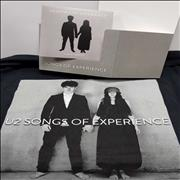 U2 Songs of Experience - Complete Competition Winner Set UK memorabilia Promo