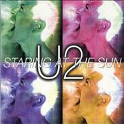 Click here for more info about 'U2 - Staring At The Sun'