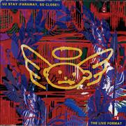Click here for more info about 'Stay (Faraway, So Close) - CD1 & 2 - EX'