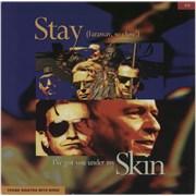 """U2 Stay UK 7"""" vinyl"""