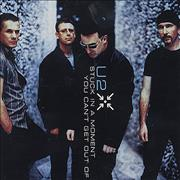 Click here for more info about 'U2 - Stuck In A Moment You Can't Get Out Of'