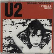 Click here for more info about 'U2 - Sunday Bloody Sunday - EX'