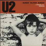 Click here for more info about 'U2 - Sunday Bloody Sunday'