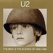 Click here for more info about 'U2 - The Best & The B-Sides Of 1980-1990'