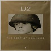 Click here for more info about 'U2 - The Best Of 1980-1990 - 20
