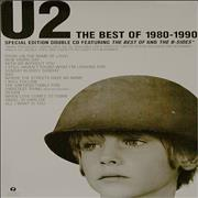 Click here for more info about 'U2 - The Best Of 1980-1990 Poster'