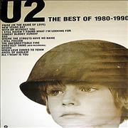 Click here for more info about 'U2 - The Best Of 1980-1990'