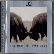 Click here for more info about 'U2 - The Best Of 1990 – 2000'
