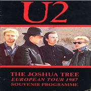 Click here for more info about 'U2 - The Joshua Tree - European Tour 1987'
