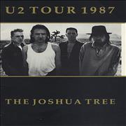 Click here for more info about 'The Joshua Tree - Summer Tour '87'