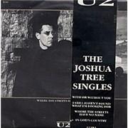"U2 The Joshua Tree Singles UK 7"" vinyl"