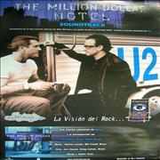 Click here for more info about 'U2 - The Million Dollar Hotel'