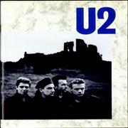 Click here for more info about 'U2 - The Unforgettable Fire + merch sheet'