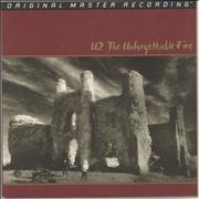 Click here for more info about 'The Unforgettable Fire - 200gm'