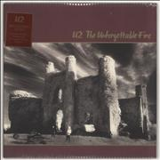 Click here for more info about 'U2 - The Unforgettable Fire - Sealed'