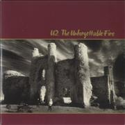 Click here for more info about ' - The Unforgettable Fire Sampler'