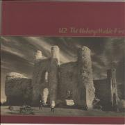U2 The Unforgettable Fire Ireland (republic of) vinyl LP