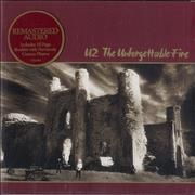 Click here for more info about 'The Unforgettable Fire'