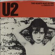 Click here for more info about 'U2 - Two Hearts Beat As One - 'SP' Specialty Press'