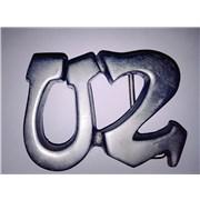 U2 U2 Belt Buckle UK memorabilia Promo