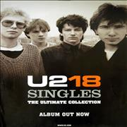 Click here for more info about 'U2 - U218 Singles - Pair Of Posters'