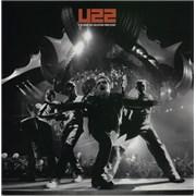 U2 U22 - A 22 Track Live Collection From U2360o UK 2-CD album set