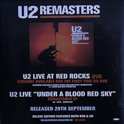 Click here for more info about 'Under A Blood Red Sky - Remastered'