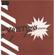 Click here for more info about 'U2 - Vertigo REmix + Sticker'