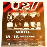 Click here for more info about 'Vertigo//2006 Tour - Estadio Azteca'