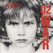 Click here for more info about 'U2 - War - 180gm'