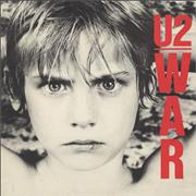 Click here for more info about 'U2 - War - EX'