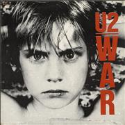 Click here for more info about 'War - Non Gatefold - Sealed'
