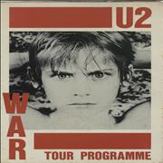 Click here for more info about 'U2 - War Postergramme - VG'
