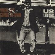 Click here for more info about 'U2 - When Love Comes To Town - EX'